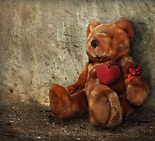 LOVE Makes ALL Things Bearable ! by Corinne Noon