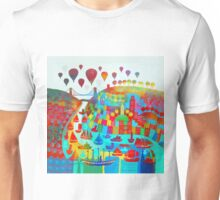 Clifton Collage #4 Unisex T-Shirt