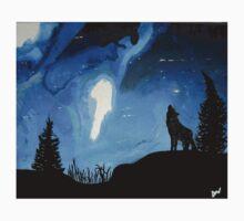 Der wolf und sein Nordlicht (WBBseries) (The wolf and his Northern Lights) Kids Clothes