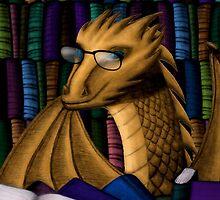 Ravenclaw Dragon by shaneisadragon