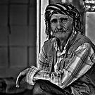 Knowledge talks, wisdom listens. by Reza G Hassani