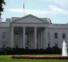 The White House - Washington, DC by AlyB9