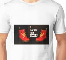 I Love My Docs  Unisex T-Shirt