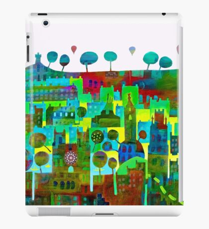 Bristol! iPad Case/Skin