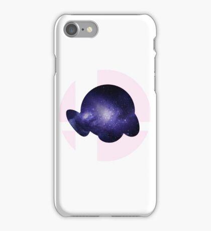Sm4sh - Kirby iPhone Case/Skin