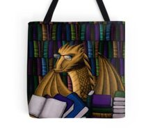Ravenclaw Dragon Tote Bag