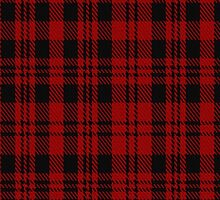 00275 The Border Reiver or Shepherd's Check Tartan  by Detnecs2013