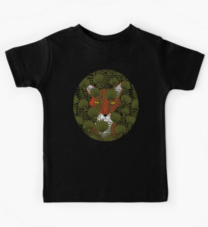 Invisible Fox Kids Clothes