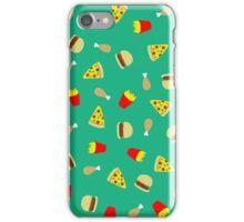 Fast Food iPhone Case/Skin