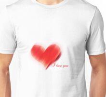 Funky Heart Unisex T-Shirt