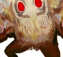 common mothman Sticker
