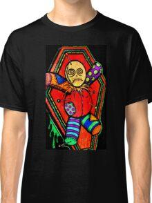 VooDoo Doll tattoo art Classic T-Shirt