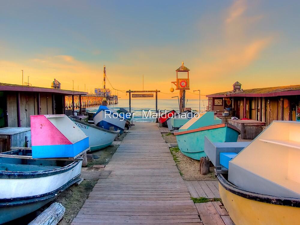 Newport Beach, CA  by Roger  Maldonado