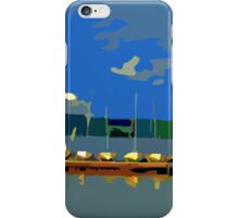 The Sailing Lesson iPhone Case/Skin