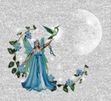 Blue Princess Kids Clothes