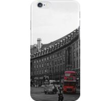 Red London Bus 1 iPhone Case/Skin