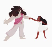 Older Steven and Connie Dance Kids Clothes