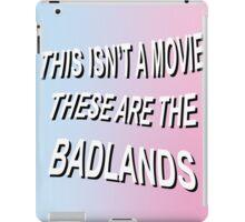 BADLANDS TRAILER // HALSEY iPad Case/Skin