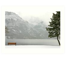 Waterton Lakes National Park Art Print