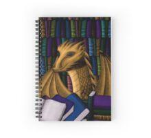 Ravenclaw Dragon - no glasses Spiral Notebook