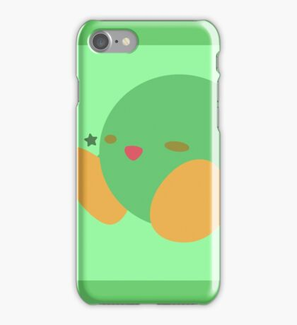 Kirby (Green) - Super Smash Bros. iPhone Case/Skin