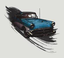 Car Retro Vintage Design by Denis Marsili - DDTK