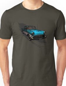 Car Retro Vintage Design Unisex T-Shirt