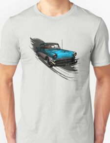 Car Retro Vintage Design Unisex T-Shirt