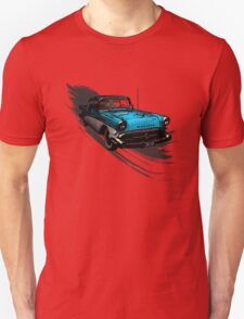 Car Retro Vintage Design T-Shirt