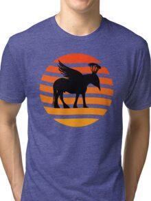 Mythological Twilight Tri-blend T-Shirt