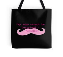 My sass cannot be contained - Markiplier Tote Bag