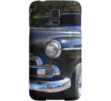 Black Cuban Cruiser Samsung Galaxy Case/Skin