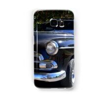 Black Cuban Cruiser Samsung Galaxy Case/Skin