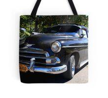 Black Cuban Cruiser Tote Bag