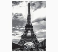 Eiffel Tower 10 One Piece - Long Sleeve
