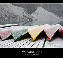 Moraine Lake, Banff National Park by mountainpz