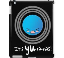 Uranus: It's YU-re-nes iPad Case/Skin