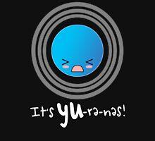 Uranus: It's YU-re-nes Women's Fitted V-Neck T-Shirt