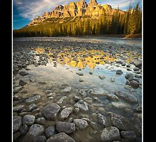 Castle Mountain by mountainpz