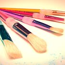 Paint Brushes by Christopher Herrfurth