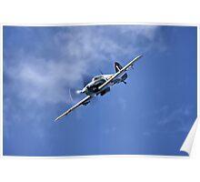 Hawker Hurricane IIB Poster
