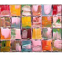 Little Blocks of Life Photographic Print