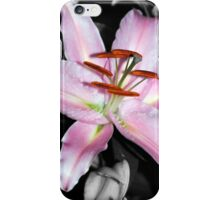 Being selective! iPhone Case/Skin