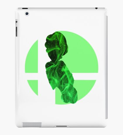 Sm4sh - Luigi iPad Case/Skin