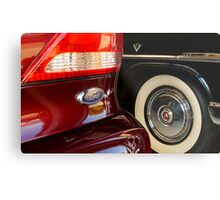 Two Fords Metal Print