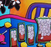 Southern Iced Tea by Deborah Glasgow