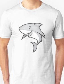 Love sharks/Great white buddy Unisex T-Shirt