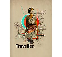 Traveller Photographic Print