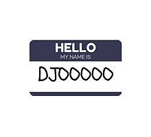 Hello My Name Is Djoo by BetaInProgress