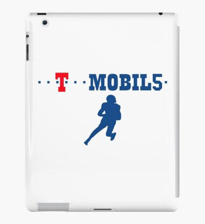 Tyrod Mobile iPad Case/Skin